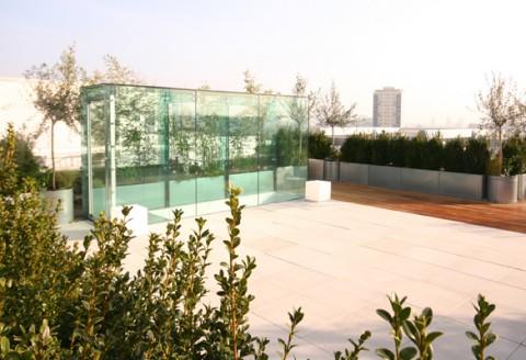 garden design Fulham London