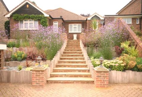 Classic garden design elemental designs for Garden design east sussex