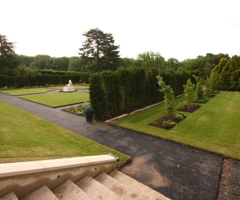 Rain gardens in kent rain garden designer in kent for Garden design kent