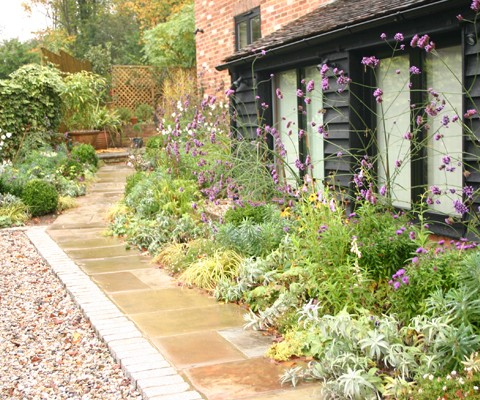 Classic garden design wadhurst east sussex garden for Garden design east sussex