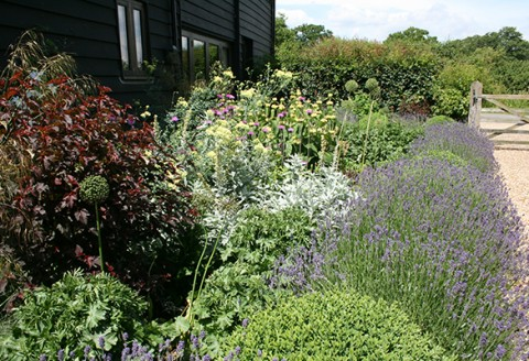 Garden Designer Shipley West Sussex